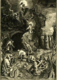 The Resurrection (Pieter Bruegel)  www.artexperiencenyc.com