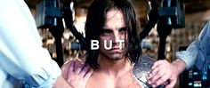I swear if i'm Bucky i'm gonna punch every hydra's people right on their face
