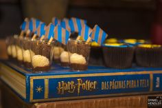 Encontrando Ideias: Festa Harry Potter!!