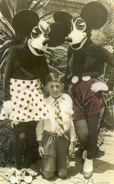 Image: Disney World was pretty creepy back then #History
