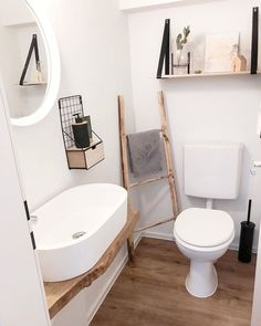 Haus # 8 Und die Toilette hatte auch kein Fenster Are Your Home Theater Speakers in the Right Place? Diy Bathroom, House, Interior, Home, Clawfoot Bathtub, Toilet, Tiny Bathroom, Tiny Apartments, Bathtub