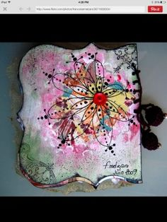 whimsical style small caNVAS art pictures - Google Search