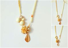 long necklace - peals, czech crystals, glass beads, porcelain flowers, a lovely drop and handmade pendants for this special piece of jewellery .. code - K2 an-dorablelifeJWLs https://el-gr.facebook.com/pages/MyAndorableLife/111119679052345