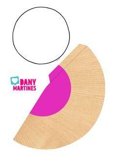 Como hacer punta de lápiz gigante tutorial Diy Arts And Crafts, Diy Crafts, Diy For Kids, Crafts For Kids, Diy Paper, Paper Crafts, Sea Glass Crafts, Ideias Diy, Bullet Journal Ideas Pages