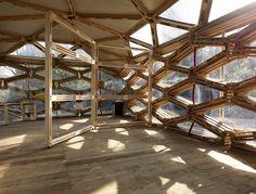 Recycled pallet pavillion, Avatar architettura