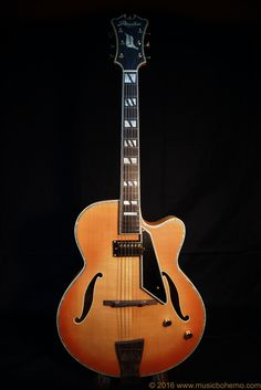 Peerless Jazz City Sunburst #6181