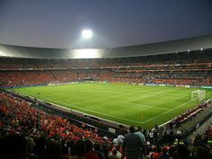 "Feyenoord Stadion...aka De Kuip (""The Tub"")...Rotterdam...Holland's national stadium"