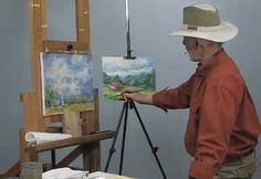 How to Sign an Oil Painting - Video Lessons of Drawing & Painting