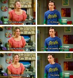 Penny vs. Sheldon | TBBT