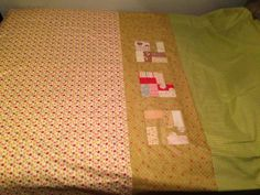 How to make a #quilt back @Denise Clason www.deniseclason.com