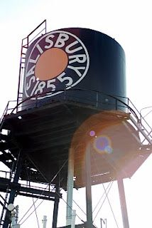 Adventures in Photography by Kymberly Janisch: Water Towers