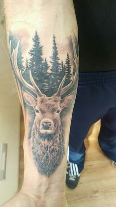 Stag forearm elnias antler tattoos, archery tattoo и stag ta Deer Hunting Tattoos, Antler Tattoos, Deer Skull Tattoos, Deer Head Tattoo, Tree Tattoos, Raven Tattoo, Hand Tattoos, Forearm Sleeve Tattoos, Tattoo Sleeve Designs