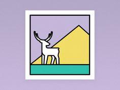 Animal pictogram