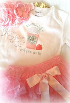 We know she is a latte to handle, but we also know she is your favorite coffee date, and is the reason you drink<3 Add a matching headband and leggings for the perfect outfit This listing is for the O