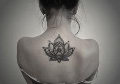 55 Lotus Flower Tattoo Designs