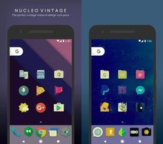 Nucleo Vintage  Icon Pack v2.9