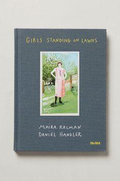 New book by Maira Kalman!