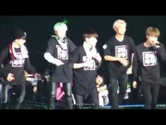 """151208 화양연화 on stage in Yokohama - BTS SUGA""""FOR YOU""""슈가 - YouTube"""