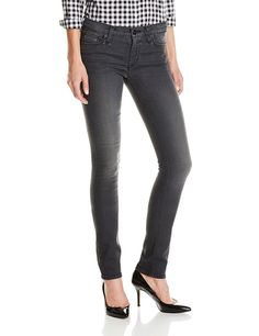 Hudson Women's Shine Midrise Skinny Jean In Static >>> Visit the image link more details.