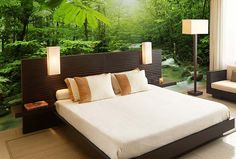 Outdoor Furniture, Outdoor Decor, Retro, Bed, Vintage, Home Decor, Decoration Home, Stream Bed, Room Decor
