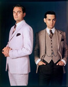 The Great Gatsby is bringing back style from the 1920's...