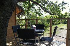 Domaine : Domaine de la Brèche - Cabanes dans les arbres, cabanes sur l'eau, cabanes atypiques