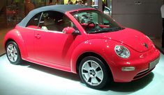 Red punch buggy no punch backs!
