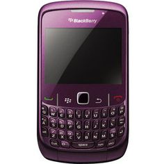 Bell coming out with BlackBerry Curve 8530 on December Blackberry Curve 8520, Blackberry Phones, Cordless Telephone, Latest Cell Phones, Flip Phones, Smartphone, Purple Things, Passion, Sage