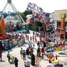 Funland Amusement Park - Rehoboth Beach, DE