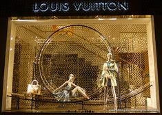 louis vuitton window display - Google Search