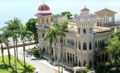 Cienfuegos Cuba | Palacio de Valle photos