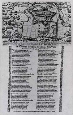 De belegering en de inname van de stad Eindhoven door de graaf van Mansfelt. 24/4/1583