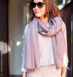 All I ever wanted is here - blog and Balmuir scarf