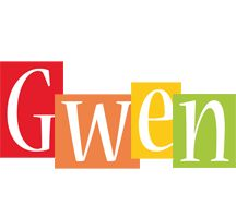 gwen name | gwen logo colors style these gwen logos you can use for all occasions ...