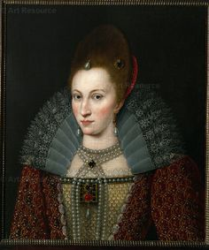 AnnaDenmark - Category:Portrait paintings of Anne of Denmark - Wikimedia Commons Anne Of Denmark, Two Daughters, King James, Three Kids, Queen Anne, Historical Clothing, Historian, Female, Portraits