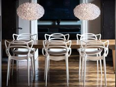 Buy the Kartell Masters Chair online at Nest.co.uk