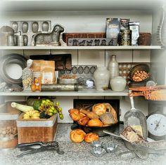 Autumn kitchen decor  Keuken metamorfose
