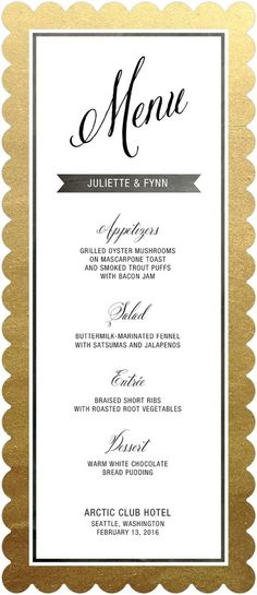 Beverage Menu Wedding Reception Sign  Reception Signs Beverage