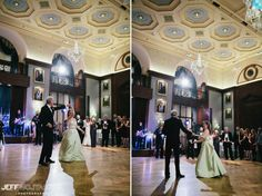 Union League Wedding, Philadelphia Wedding, Jeff Wojtaszek Photography, Robertson's Flowers & Events, Winter Wedding, white and crystal, bouquet, centerpiece