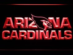 Arizona Cardinals LED Neon Sign - Legacy Edition