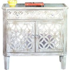 Stacy Mirrored Cabinet