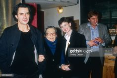 left-to-right-actor-sami-frey-writer-marguerite-duras-actress-and-picture-id583066630 (594×397) Patrick Modiano, Marguerite Duras, Writer, Actresses, Pictures, Fictional Characters, French Actress, Authors, Female Actresses