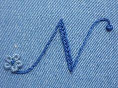 Handicraft, Alphabet, Monogram, Embroidery, Lettering, Knitting, Sewing, Handmade, Crafts