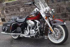 2010 Harley Davidson Road King Classic FLHRC