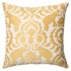 Pillow Perfect Babar Throw Pillow
