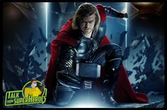 "Talk from Superheroes revisits ""Thor"" (2011)"