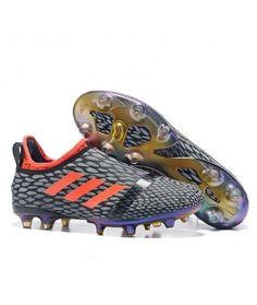 huge selection of b1a7d 52f5e Adidas Glitch Innerkopačky FG PEVNÝ POVRCH kopačky černá šedá červená. Mens  Football Boots, Soccer ...