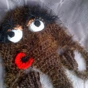 Crochet Snuffy Hat Pattern - via @Craftsy