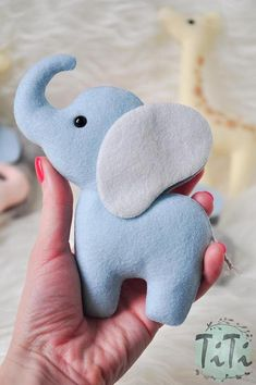 personalized-baby-elephant-mobile-felt-baby-mobile-mobile-hot-air-balloon-baby/ - The world's most private search engine Baby Mobile Felt, Felt Baby, Baby Crafts, Felt Crafts, Little Elephant, Elephant Elephant, Elephant Nursery Decor, Baby Elefant, Elephant Mobile