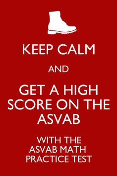 Practice test asvab math pdf